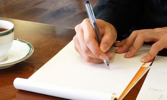 任意整理に必要な和解契約書とは