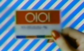 丸井の赤いカード(エポスカード旧デザイン)