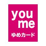 ゆめカードのロゴはこんな感じ